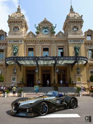 Bugatti 12.4, Atlantique Grand Sport