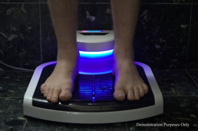 The Body Dryer is environmentally  safe and bacteria free