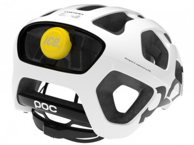 The ICEdot sensor can be attached to any conventional helmet