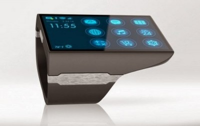 The Rufus Cuff enables users to place calls, send texts, browse the web and more.