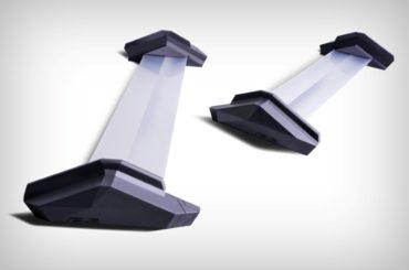 Solar Powered Camera Strap!