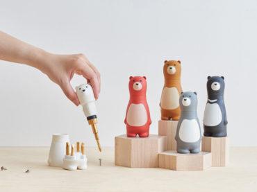 Unbearably Cute Tools