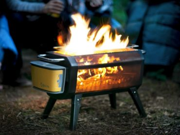 A Smoke-Free Wood-Burner For The Ultimate Enjoyment!