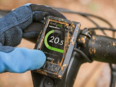 The Bosch Kiox Adds An Instant Dashboard To Your Bicycle