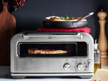 Breville Pizzaiolo: The Maker Of Perfect Pizza Pies