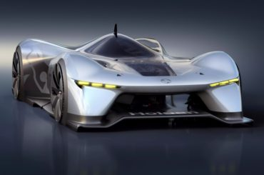 Holden's Time Attack Concept Can Hit 100 KM/H In A Second