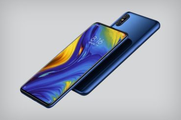 Ziaomi Mi Mix 3: Another Notch Bites The Dust!