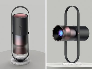Reinventing The Household Projector!