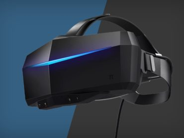Pimax's VR Headset Puts Two 4K Screens Before Your Eyes