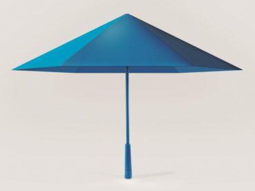 The Awesome Origami Umbrella!