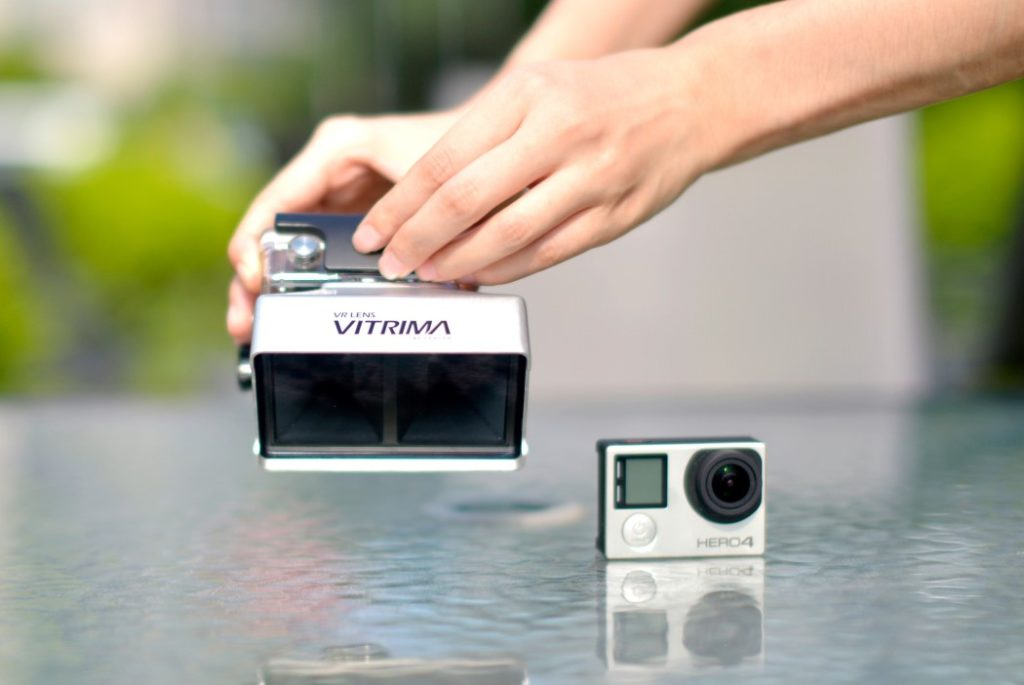 Turn Your Go-Pro Into A 3D Camera! - 123 Design Blog