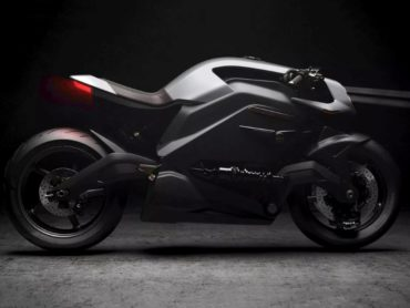 The Arc Vector Comes With A Heads-Up Display And A Haptic-Feedback Suit