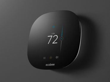 A Futuristic Looking Generation Of Thermostats