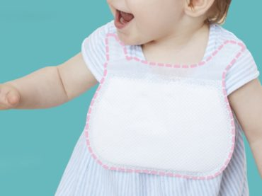 Ideebebe's Super-Absorbent Bibs Make Parenting A Little Less Hassling