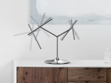 This Kinetic Sculpture Is Also A Wi-Fi Router!
