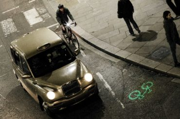 Improving Cyclist's Safety, With Lasers!