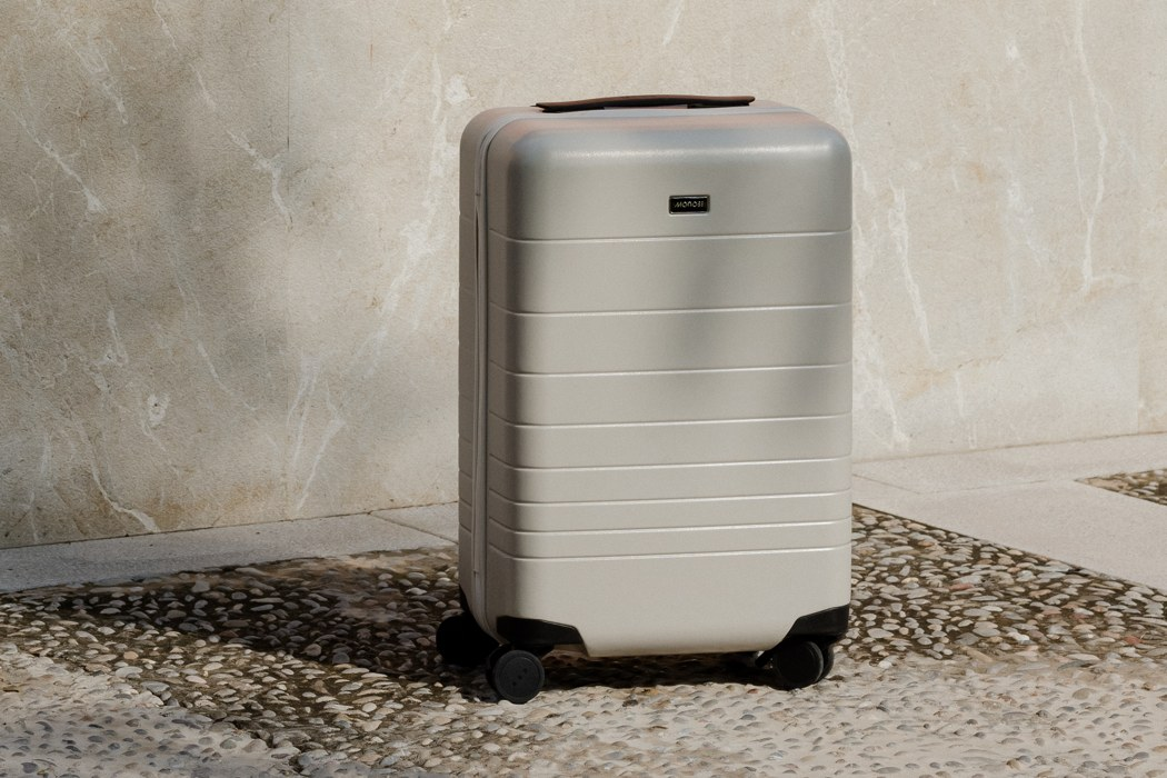 Sleek travel bags with wheels is spacious and durable affordable quality checked baggage