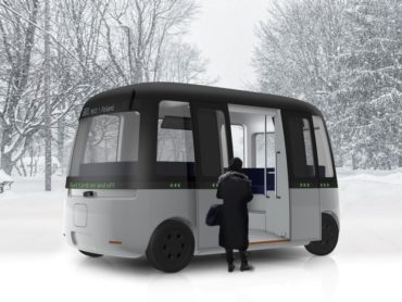 Yes, Muji Is Designing Self-Driving Buses Now!