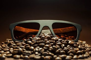 Coffee + Sunglasses = Hot Eyewear