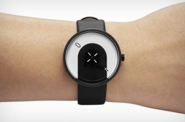 The Overlap Watch Is Full Of Quirky Minimalism