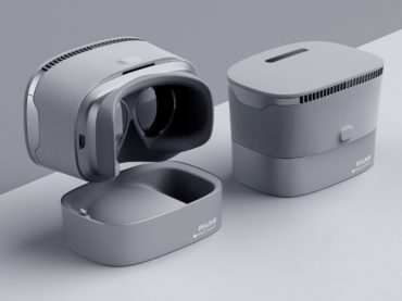 The Most Sensible Professional VR Headset Ever Designed