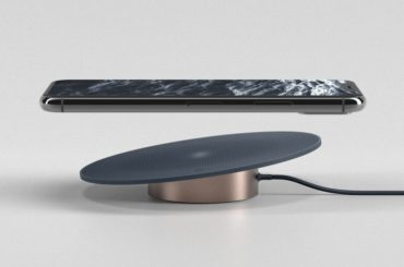 A Beautifully Simple, Yet Usable, Wireless Charger