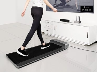 A Foldable Treadmill For The Home