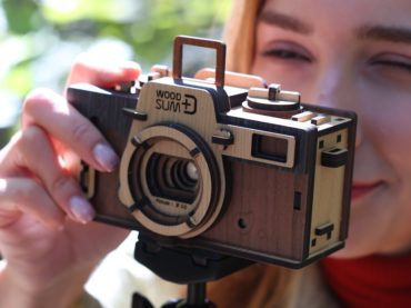 DIY Camera: Ikea Meets Photography