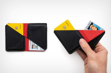 A Wallet With A Twist