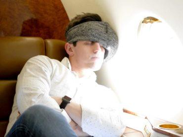 Take a Nap with Voyage Pillow