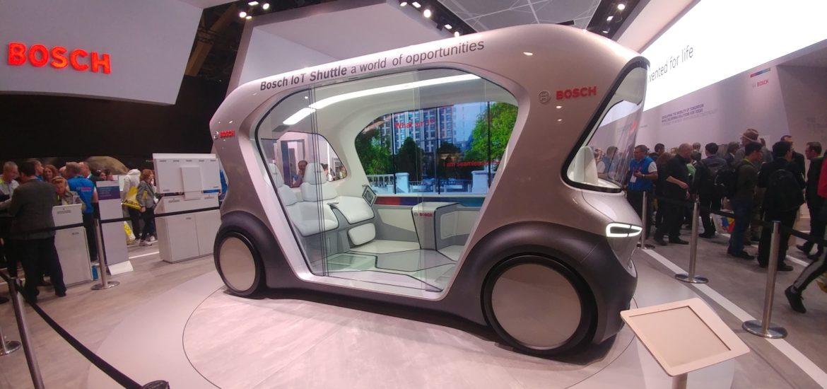the new taxi pod