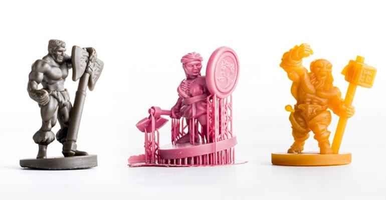 Auto Resin 3D Printer