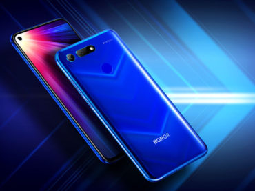 The Honor View 20 at CES 2019