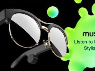 Sunglasses You Can Hear