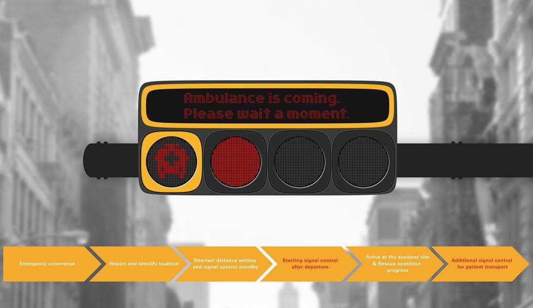 the emergency traffic response system