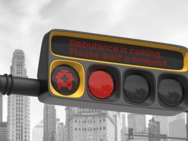 Emergency Response Traffic Lights