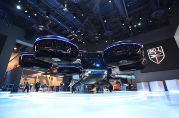 BELL and Uber Making Air Taxi a Reality