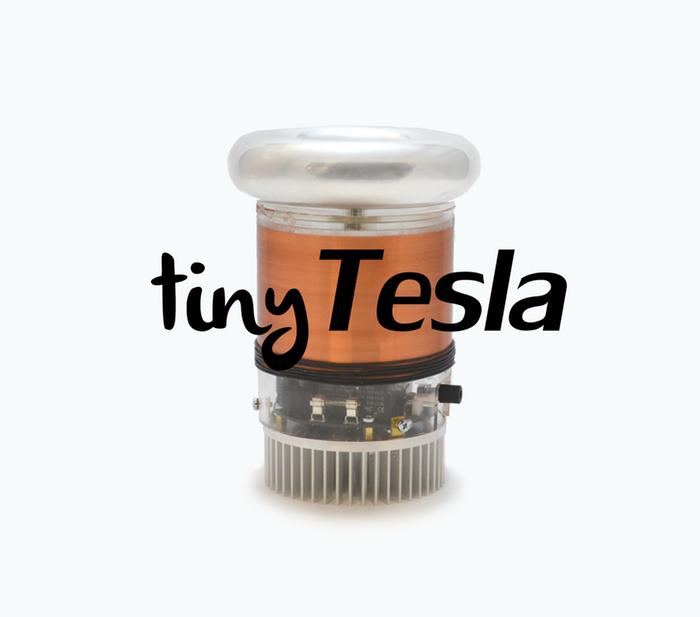 tiny tesla coil