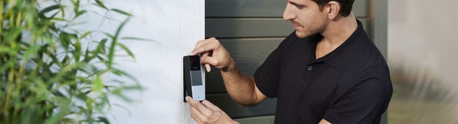 security doorbell