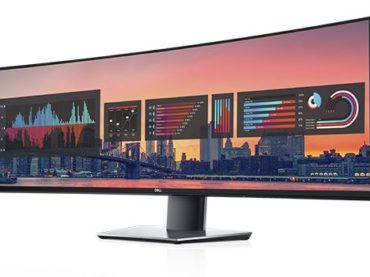 Dell 49″ Monitor for All The Things