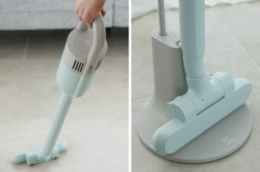 This Vacuum Doesn't Need to Hide