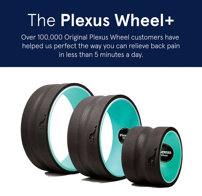 plexus back wheel