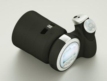 Research and a Perfect Click: Sphaera Camera
