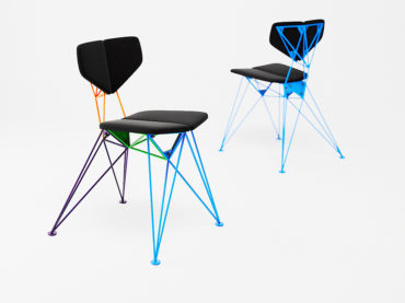 These Fun Chairs Give You a Splash of Color