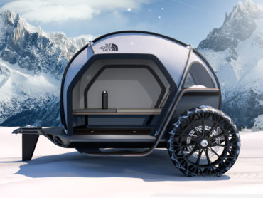 Concept Camper from BMW