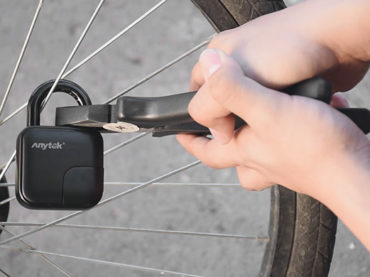A Lock That Knows Your Touch