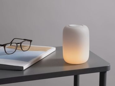 Playful Night Light from Casper