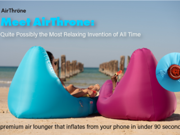 AirThrone Wants You to Relax