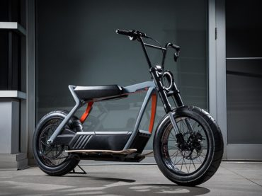 Harley Davidson Goes Electric