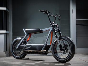 Harley Davidson Goes Electric